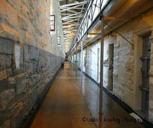 5 Bldg. Folsom Prison from the Folsom Prison Museum