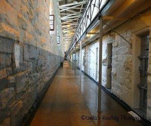 5 Bldg. Folsom Prison from the Folsom Prison Museum