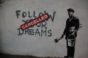 Banksy in Boston Chris Dever via flickr creative commons