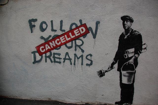Banksy in Boston Chris Dever via flickr creative commons