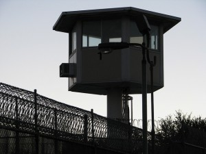 guard tower image by Rennett Stowe via flickr creative commons