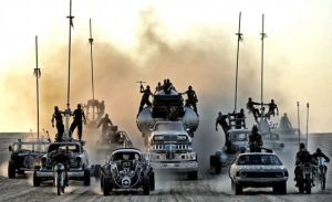 The Real Summer Drive image from Mad Max Fury Road - Warner Bros.