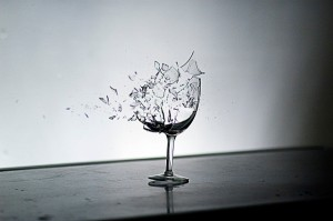 shattered image by steven doung via flickr creative commons