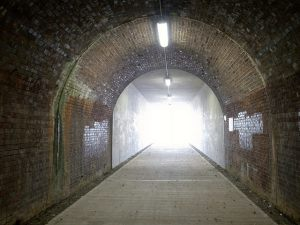 The Light At The End of The Tunnel image by george redgrave via flickr creative commons