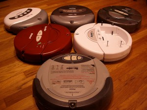 A Roomba Union Meeting image by Todd Kurt via flickr creative commons