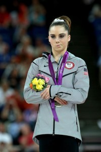 McKayla Maroney's face says it all...