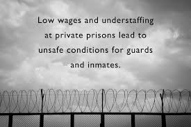 low wages private